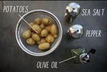 Illustrated Recipes / Las recetas que tienen una ilustración, tienen otro encanto, ¿no crees? Nos gustan
