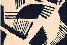 Fabrics / #fabrics #patterns #vintage
