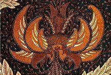 Motief Batik Indonesia. / Motief Batik Indonesia !