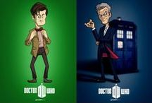 Doctor Who / Tudo que vi e gostei sobre Doctor Who