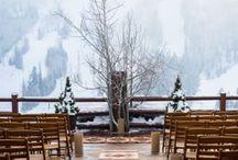 Winter Wedding | we are Golden.
