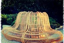 Bamboo-Rattan Furniture / Only bamboo#rattan#wicker#natural#furniture#home ideas
