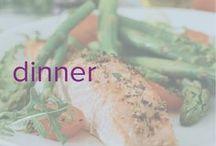 Dinner / Healthy Dinner Inspiration