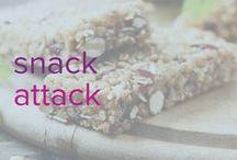 Snack Attack / Healthy Snack Ideas