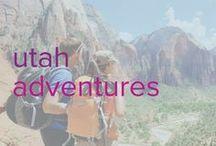 Utah Adventures / Travel, adventure and things to do in Utah