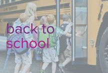 Back to School / Get ready for back to school season