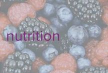 Nutrition / Know what your body needs to eat and drink