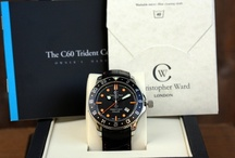 C60 Trident GMT / http://www.christopherward.co.uk/men/sport/c60gmt.html