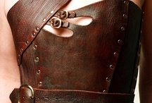 For Leather Lovers / Leather fashion designs