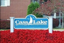 Cass Lake Front Apartments / Apartments For Rent In Keego Harbor, Michigan  Cass Lake Front Apartments offers 1 and 2-bedroom units.