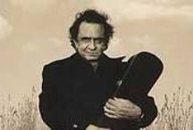 Johnny Cash / by Joan Gerwing