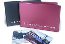 Classic Horizontal Photo Album & Pages / Get the most out of organizing and displaying your photos with our unique and custom Horizontal 4-Ring Albums & Horizontal Pages.