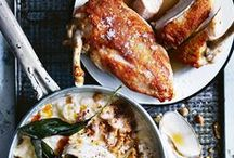 Meat, please / #chickenrecipes #beefrecipes