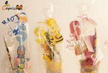 Catálago Caprivasos / En este tablero encontrarás los Caprivasos infantiles para regalo. Cumpleaños, Comuniones, Bodas... para más información o pedidos en www.caprichosisama.es
