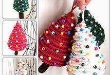 Crochet - christmas