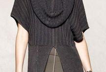 inspiring shapes in Knitting
