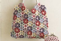 Bags Knit and crochet