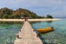 Indonésie   Île de Flores / La traversée de #Flores en #Indonésie est une aventure passionnante à vivre et un #voyage qui restera longtemps gravée dans nos mémoires tant le dépaysement est total.