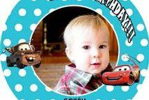 ÖZEL TEMALI STICKER' LAR / Doğum günü, Diş buğdayı vb. tüm özel kutlamalarınızda özel resimli süsleme yapabileceğiniz sticker' lar...