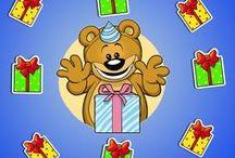 Geburtstag / Alles was Du für einen ganz BÄRsonderen Geburtstag brauchst. Ob du nach einem Geschenk suchst oder selbst die Party schmeist, finde oBÄRcoole Grußkarten, Einladungskarten, Süßes und viiieeel mehr! Lass dich inspirieren und BÄRstelle hier: https://www.baerenbande-geschenke.de/ausgefallene-geschenkideen/geburtstag/