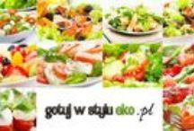 Gotujwstylueko.pl / Gotujwstylueko.pl powstał z myślą o propagowaniu kuchni ekologicznej. Poprzez gotowe receptury, ciekawe porady oraz artykuły poświęcone tematyce ekologii chcemy wszystkim zainteresowanym pokazać jaką pozytywną rolę może w naszym codziennym życiu odegrać żywność ekologiczna - żywność bogata w substancje odżywcze, zawierająca więcej witamin, minerałów i innych cennych składników, niż produkty otrzymane w konwencjonalny sposób, pozbawiona dodatków i gwarantująca dobry, naturalny smak i aromat