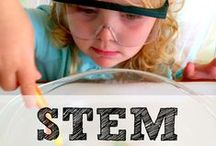 - STEM - (Science, Technology, Engineering and Math) Activities / This board is full of STEM activities, crafts, lesson plans, experiments and more for students of all ages.