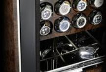 STOCKINGER BESPOKE SAFES / Combining maximum security with pure aesthetics.