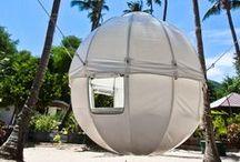 Déco : Camping - logement mobile