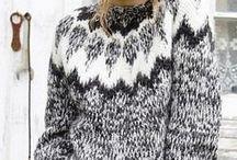 Icelandic knit