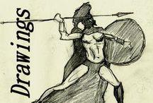 Drawings / Szkice,rysunki,obrazy,ect.