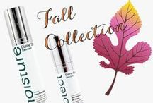 Fall Collection / Fall is coming which means it time to prepare you skin for the winter months! It't not all about pumpkins and lattes but about keeping your summer glow throughout the year!