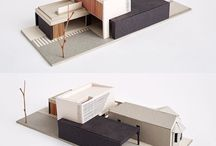 Representation: Scale Model / . Ideas of materials to make all kinds of models.