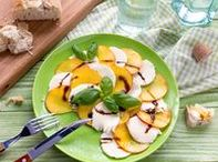 Frische Sommerküche / Hier findet ihr besonders erfrischende und leichte Rezepte für warme Sommertage.