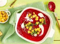 Soulfood / Gutes Essen hält Leib und Seele zusammen. Erst recht, wenn es so lecker schmeckt. Hier findet ihr bunte Rezeptideen für jede Tageszeit.