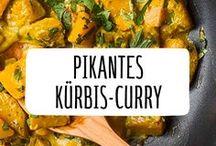 Vegetarisch Kochen / Keine Lust mehr auf Fisch und Fleisch? Hier findet ihr vegetarische Rezepte, die einfach nachzukochen sind.