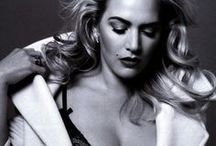 Woman: Kate Winslet