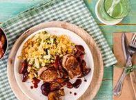 Herbstliche Inspirationen / Freut euch mit uns auf Kürbisse in allen Farben und Formen, auf wärmende Suppen an kalten Abenden und auf Inspiration mit dem Besten der Saison!