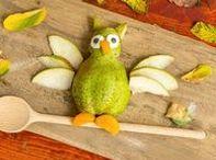Kinderküche / Ob für Kindergeburtstage, Partys oder einfach nur so: wir zeigen euch, wie süß und bunt Ernährung sein kann!