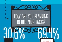 Tax Humor / funny cartoons, flow charts and pictures relating to tax