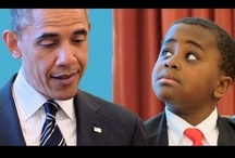 Now a word from Kid President / Kid President wants to make the world more AWESOME!