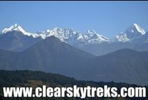 Clear Sky Treks & Expedition Pvt. Ltd. / We are one of the up growing trekking & expedition agency in Nepal, most of our business is repeated or recommended. We are offering a highly professional and honest service at great value for time by the most sustainable method which is possible.