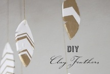 DIY * Clay / dough / concrete