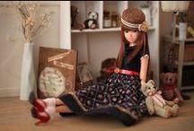 Barbie * Momoko girl