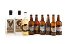 The Bottle Shop / Yes, the title is misleading. This is not a shop... but here's a look at our bottled range.