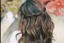 Hair looks &  Nails...