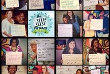 Little Moments, Big Payback / Images of people we love who are part of Big Brothers Big Sisters of Middle Tennessee