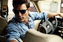 gorgeous men / yes please
