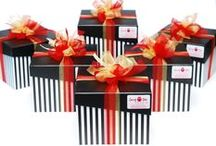 Gossip Box - 2014 Christmas Gifts / Just some of the things we'll have in store for Christmas 2014!