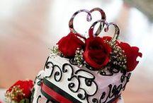 Alternative Wedding Cakes / Rocking wedding cakes for alternative couples