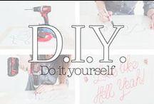 D.I.Y. / Aprende como decorar espacios a tu gusto